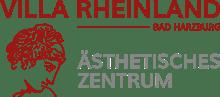 Villa Rheinland Ästhetisches Zentrum Bad HARZburg Logo